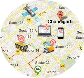 Online GPS Tracking Software System in Chandigarh, India | Software Development India | Scoop.it