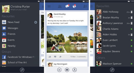 Microsoft launches Facebook for Windows Phone beta app program - Neowin | Mobile Marketing Now | Scoop.it