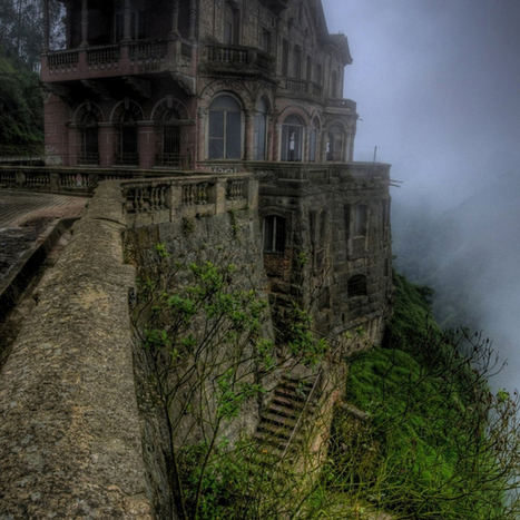 The 38 Most Haunting Abandoned Places On Earth. For Some Reason, I Can't Look Away... | Me interesa | Scoop.it