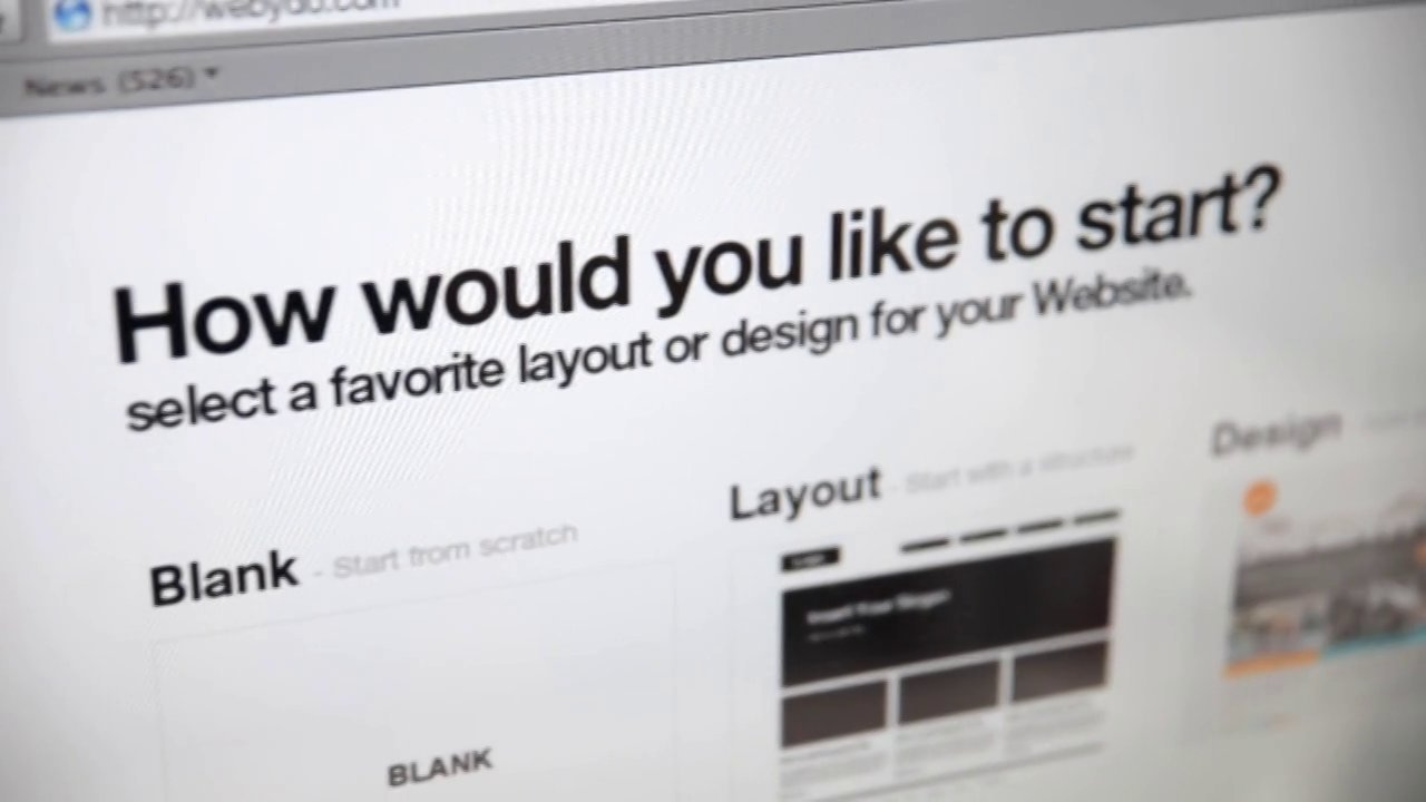 Easy To Use Webydo Creates Websites Even Designers Love [Video]