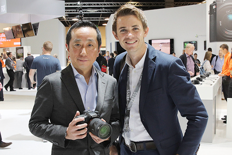 Photokina Interview: Kimio Maki of Sony 'A-mount is a keeper' - Amateur Photographer | Fujifilm X Series APS C sensor camera | Scoop.it