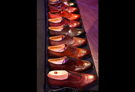 Santoni: The holy grail for shoe freaks | Le Marche & Fashion | Scoop.it