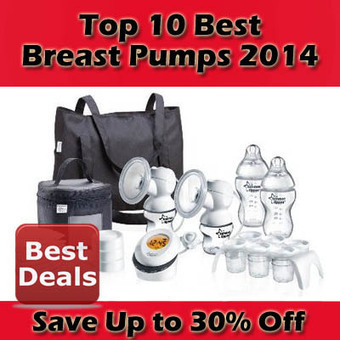 Top 10 Best Breast Pumps 2014 | BestList | Scoop.it