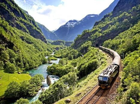 "Top 10 European Train Trips - Travel - National Geographic | ""World Travel"" info 世界旅行の情報 
