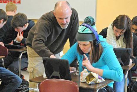 Northfield math teachers use iPads to flip classroom, help struggling students | Math Educational Technology | Scoop.it