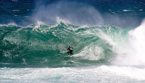 Why should a surfer get into kitesurfing? | Travel Bites &... News | Scoop.it