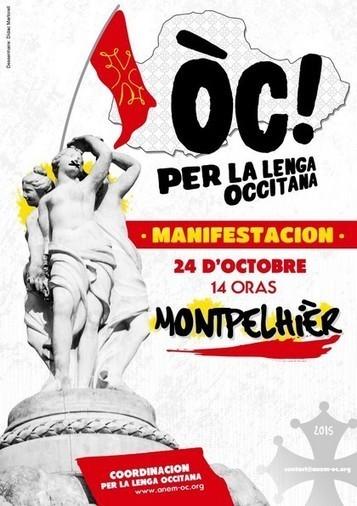 LO VIATGE A MONTPELHIER per la MANIFESTACION | Nissa e Countea | Scoop.it