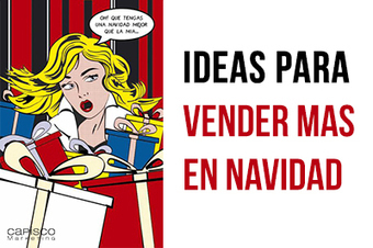 Cómo vender más en navidad: 21 consejos para pymes y emprendedores | Social Media Today | Scoop.it
