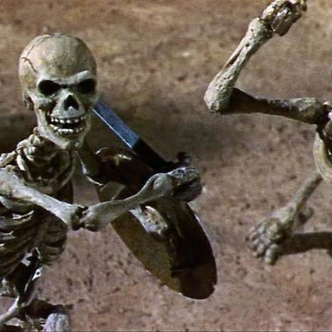 See Every Ray Harryhausen Creature in One Video | educating for creativity and wonder | Scoop.it