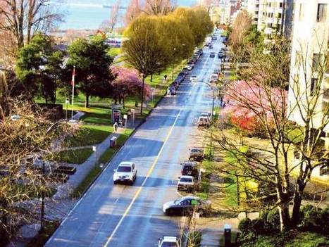 Vancouver: Where the Streets Are Paved with Recycled Plastic | This Gives Me Hope | Scoop.it