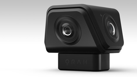 Finally, a camera that can live stream virtual reality | :: The 4th Era :: | Scoop.it