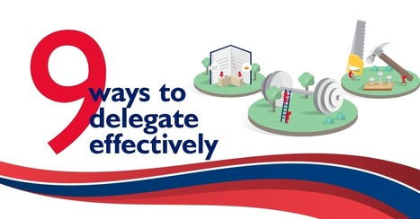 How to Delegate Effectively and Maintain Control | Business Improvement | Scoop.it