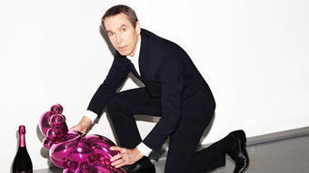 Pop artist Jeff Koons collaborates with Dom Perignon in a limited edition 'Balloon Venus' | Vitabella Wine Daily Gossip | Scoop.it
