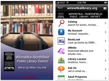 Library increases attendance with iPhone, iPad apps and classes | History 101 | Scoop.it