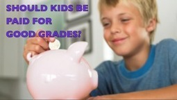 Should Kids Be Paid for Good Grades? | CloudMom | My Life | Scoop.it