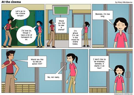 Создание комиксов | Технологии в образовании и технологии образования | Scoop.it