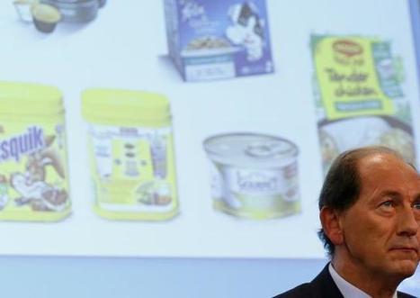 Nestlé à la recherche de « pôles de croissance » - Le Figaro | Branding News & best practices | Scoop.it
