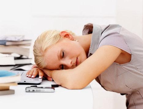 Sommeil et insomnies - AGSJB NÎMES Gymnastique et musculation | Santé & Bien-Être | Scoop.it