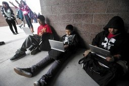 As Schools Give Students Computers, Price of L.A.'s Program ... | Jeremy's CE research | Scoop.it