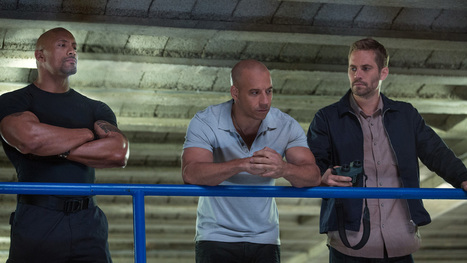 Paul Walker's Death: 'Fast & Furious 7' - The Hollywood Reporter | CLOVER ENTERPRISES ''THE ENTERTAINMENT OF CHOICE'' | Scoop.it