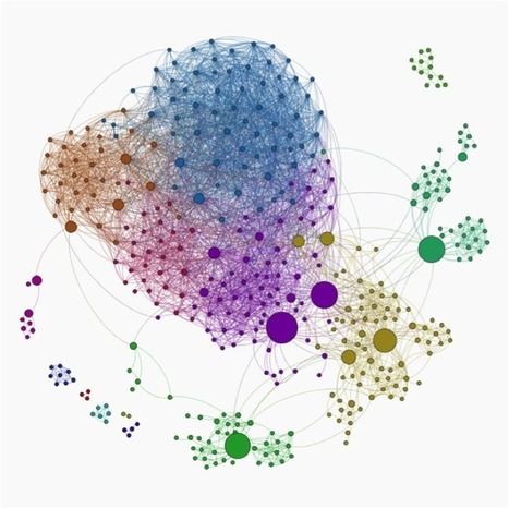 Facegroup » Detecting communities using social network analysis | consumer psychology | Scoop.it