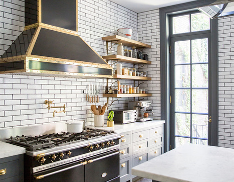 6 Kitchen Designs That Are Sure to Stand the Test of Time   Kitchen Benchtops   Scoop.it