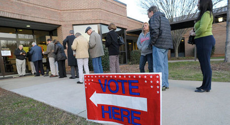 2014 Elections: Poll shows incumbents in trouble | Michaela Kozar-King BHS GOPO | Scoop.it