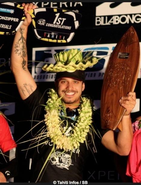 Surf - Ricardo Dos Santos : décès tragique du double vainqueur des Trials de Teahupo'o. | Célébrités décédées | Scoop.it