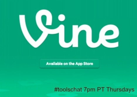 Why Vine (love it) is a combo of 4 massive trends. Will feature on #toolschat this week | Vine Twitters next innovation | Scoop.it