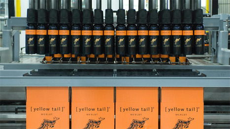 The Yellow Tail Story: How Two Families Turned Australia Into America's Biggest Wine Brand | VinePair | vinhos | Scoop.it