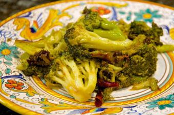 Broccoli strascinati o ripassati in padella - Dry-SautéedBroccoli | Adventure World | Scoop.it