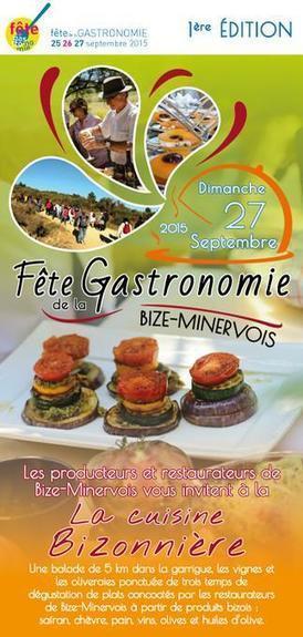 Twitter   Fête de la Gastronomie 23 au 25 sept. 2016   Scoop.it