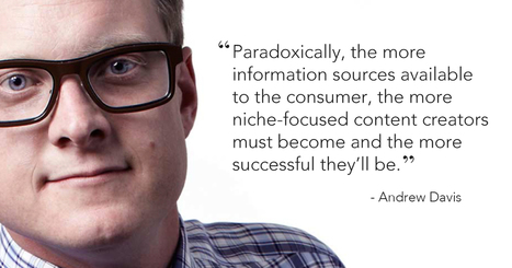 Winning Through Niche Content Marketing | Digital and Content Marketing | Scoop.it