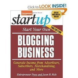 Start Your Own Blogging Business: a How-to-Build-a-Blog Guide | Book Reviews | Scoop.it