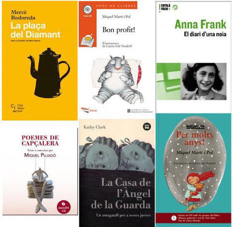 Programa el Gust per la Lectura: autors recomanats per al curs 2016-2017 | Bibliotequesescolars | Scoop.it