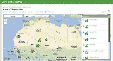 5 herramientas digitales para aprender geografía - EntreClicK.com | Pedalogica: educación y TIC | Scoop.it