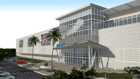 Jeff Bezos provides a sneak peek at Blue Origin's orbital rocket factory in Florida | The NewSpace Daily | Scoop.it
