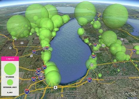 DataAppeal: Visualizing Geospatial Data in 3D | visual data | Scoop.it