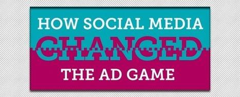 Comment les médias sociaux ont-ils changé la publicité? | BeCom | Scoop.it