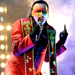 Marilyn Manson Joining 'Once Upon a Time' Cast | Around the Music world | Scoop.it