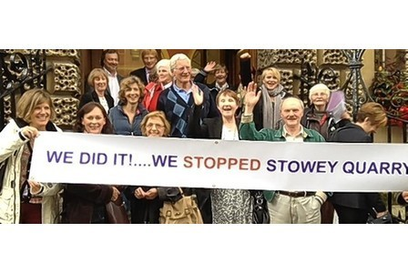 UK NEWS: Stop Stowey Quarry campaign: Council blames agency after asbestos dump U-turn | Asbestos and Mesothelioma World News | Scoop.it