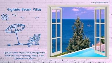 Book a Villa in Paxos to Enjoy the Scenic Beauty in Pure Seclusion ! Glyfada Beach Villas - Austin vacation - backpage.com | Holiday Villas in Paxos | Scoop.it