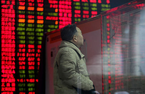 China's State Media Join Brokerages Saying Buy Equities | In the office | Scoop.it