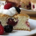 Berry Delicious Almond Cake | Food for Foodies | Scoop.it