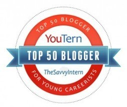YouTern's Top 50 Blogs for Young Careerists | the modern jobseeker | Scoop.it