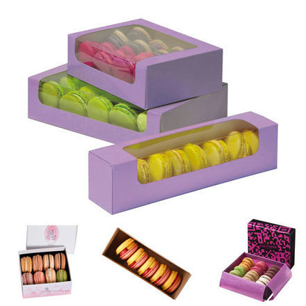 Macaron Boxes   Custom Printed Macaron Boxes   Wholesale Macaron Boxes   Printing and Packaging.   Scoop.it