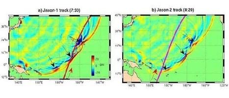Le séisme de mars au Japon a engendré un rare tsunami à deux vagues. | Japan Tsunami | Scoop.it