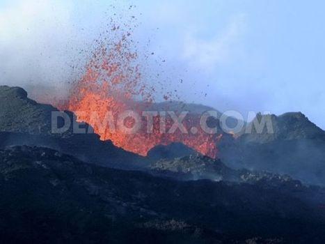 Alerte eruption on Piton de la Fournaise volcano | Coup d'œil sur La Réunion | Scoop.it