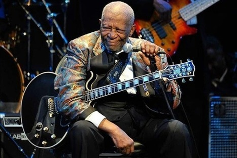 Mayor Wharton Declares Tuesday B.B. King Day | Tennessee Libraries | Scoop.it