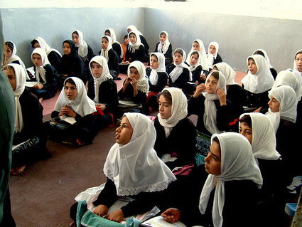Tolerance for Women and Girls in Afghanistan, Not Silence | The Blog's Revue by OlivierSC | Scoop.it
